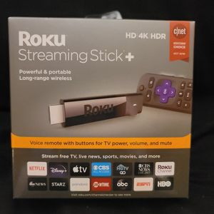Roku Streaming Stick + for Sale in Gaston, SC