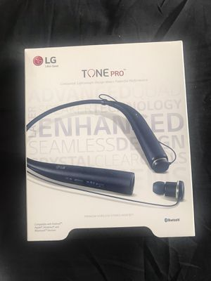 LG Pro Tone $22 each (3 Colors Available) NEW for Sale in Fairfax, VA