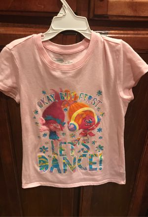 Trolls Little Girls T shirt for Sale in Fontana, CA