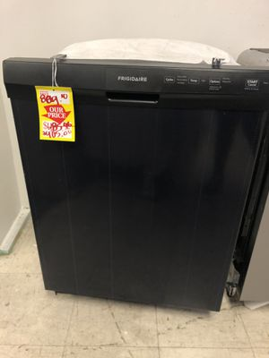 24 in. Built-In Front Control Tall Tub Dishwasher in Black, 60 dBA ⏰🔥✔️⚡️🍂⏰🔥✔️🍂⚡️ Appliance Liquidation Event!!!!!! 🍂⚡️⏰🔥✔️🍂⚡️⏰🔥✔️ for Sale in Austin, TX