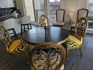Versace Dining Table set for Sale in Seattle, WA