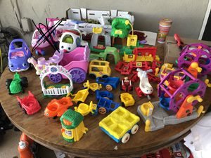 Fisher Price Little People lot for Sale in Santa Ana, CA