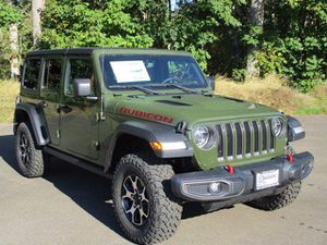 2021 Jeep Wrangler for Sale in Shelton, WA