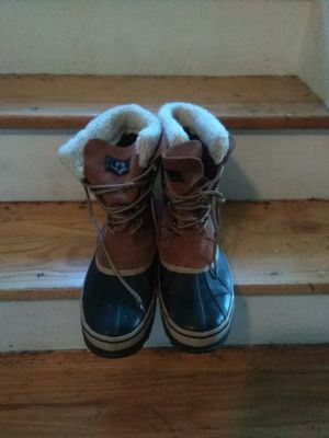 Steel toe work boots for Sale in Cuyahoga Heights, OH