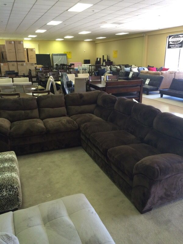 Offer Up Special On Sectional For Sale In Augusta Ga