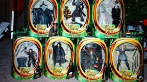 Lord of the Rings - Fellowship of the Ring Action figure collectibles for Sale in Waterbury, CT