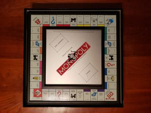 Monopoly Onyx Luxury Edition for Sale in Mount Laurel Township, NJ