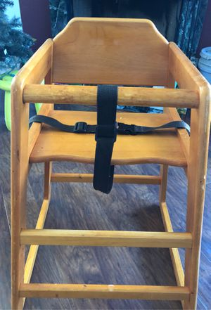 Baby high chair for Sale in San Antonio, TX