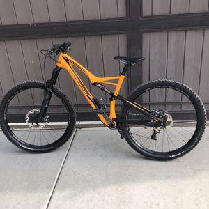 Orange Specialized Stumpjumper Mountain Bike 29 Inch Wheels for Sale in Modesto, CA