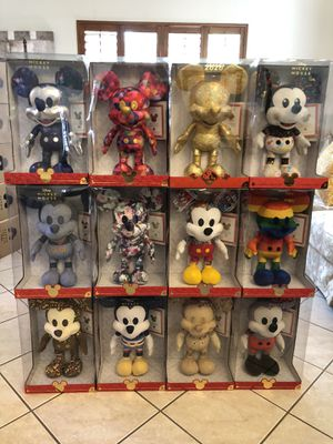 Mickey Mouse the Year of the Mouse Collection ALL Disney for Sale in Weston, FL