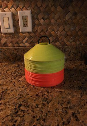 soccer cones for Sale in Dallas, TX