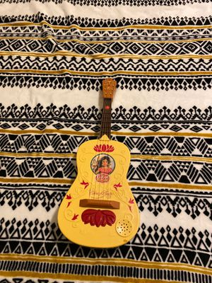 Toddler moana guitar batteries included for Sale in Miami Beach, FL