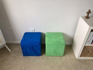 Small Cube Ottomans for Sale in Miami, FL