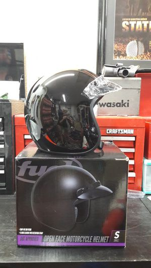 Motorcycle Helmet Open Face for Sale in Orlando, FL