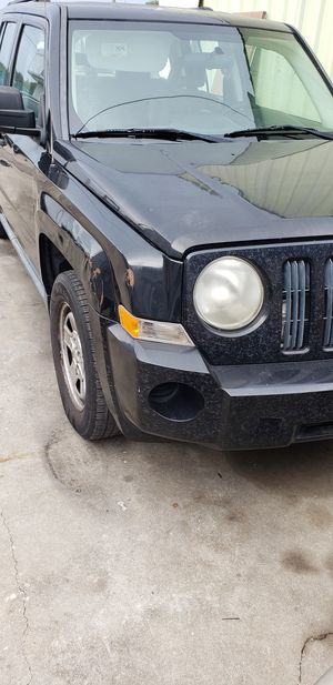 2009 Jeep Patriot. 4cyl (manual) for Sale in Wahneta, FL