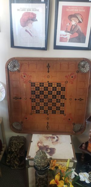 Antique game table top for Sale in Aberdeen, MD