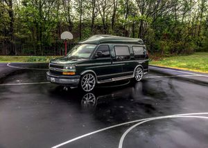 Chevy Express AWD (RIMS SOLD) for Sale in UPR MARLBORO, MD
