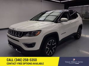 2018 Jeep Compass for Sale in Stafford, TX