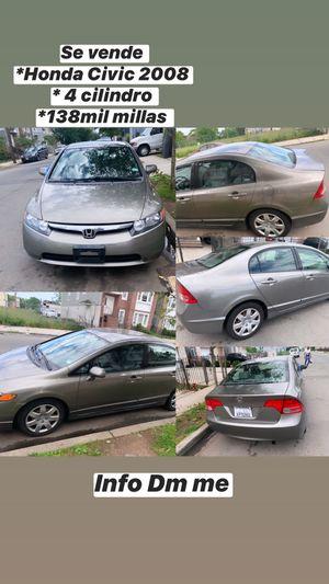 Honda Civic 2008 for Sale in Irvington, NJ