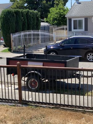 Landscaping Trailer for Sale in Oakland, CA