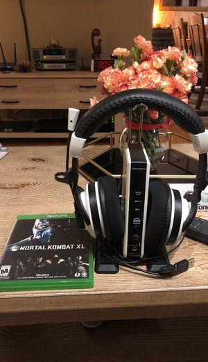 TURTLEBEACH Gaming Headphones/Mortal Kombat XL for Sale in Buffalo Grove, IL