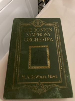 The Boston Symphony Orchestra for Sale in Monterey, CA