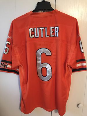 Chicago Bears Jay Cutler Jersey for Sale in Plainfield, IL