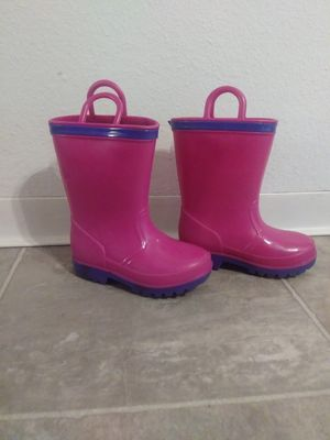 Capelli girl rain boots for Sale in Eugene, OR