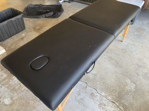 Massage table for Sale in Riverside, CA
