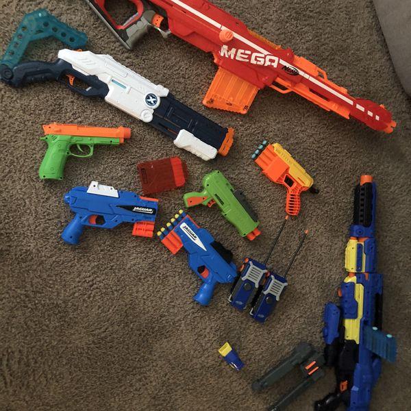 Toy Nerf Guns