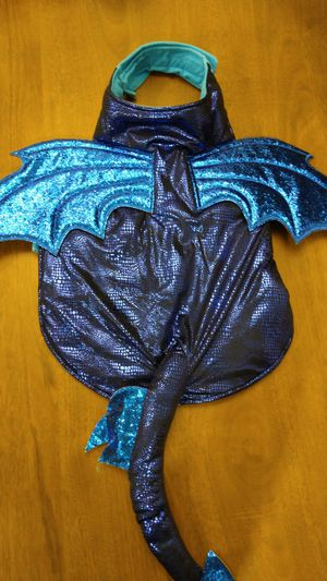 Blue dragon pet costume for Sale in Anaheim, CA