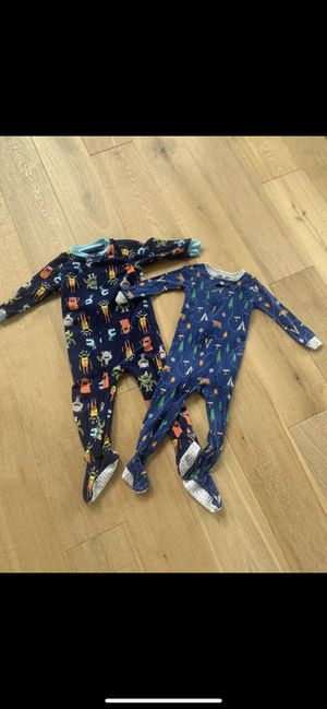 Carter's 2t Footed Pajamas New Condition for Sale in Sherwood, OR
