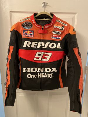 motorcycle jacket HONDA repsol size S for Sale in Miami, FL
