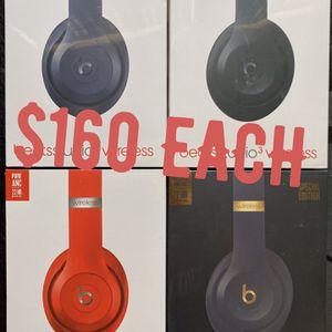 Beats Studio 3 Wireless Headphones New for Sale in Allen, TX