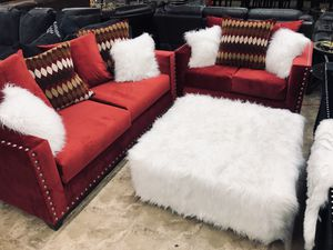 Sofa and Loveseat For $699 for Sale in Dallas, TX