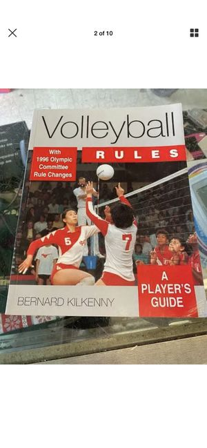 Softball & Volleyball Books for Sale in Castro Valley, CA