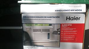 Haier Window AC unit with remote for Sale in BELLEAIR BLF, FL