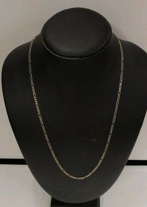 14k gold chain one rope one link $175 each for Sale in Watsonville, CA