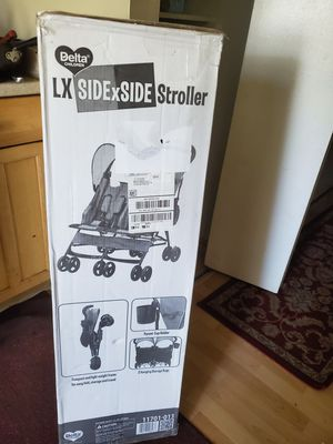 Lx side x side stroller for Sale in Columbia, MD