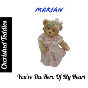 "Cherished Teddies Marian ""You're The Hero Of My Heart"" Bear Enesco 3.5"". SHIPPING ONLY!!! for Sale in Colorado Springs, CO"