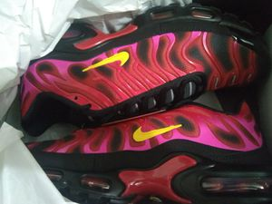 Supreme Nike air Max TN 95 for Sale in Houston, TX