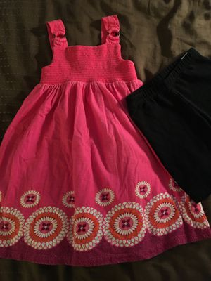 4T dress and shorts for Sale in Alexandria, VA
