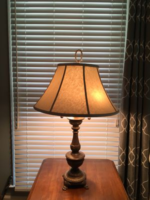 Table lamp. for Sale in Silver Spring, MD