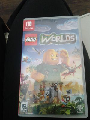 Nintendo switch game Lego worlds for Sale in North Las Vegas, NV