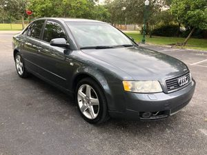 Gorgeous condition2005 Audi A4 2006 4dr Sedan SE 1.8T quattro Automatic Clean title good miles loaded leather sunroof for Sale in Pembroke Pines, FL