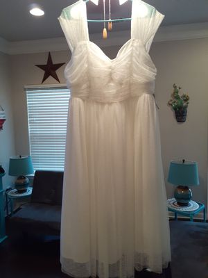 BRAND NEW WEDDING DRESS/SPECIAL OCCASION DRESS! with Tags for Sale in Helena, AL