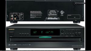 Onkyo DXC390 6 Disc CD Changer for Sale in Mundelein, IL