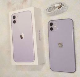 iPhone 11 Purple for Sale in Fraser,  MI