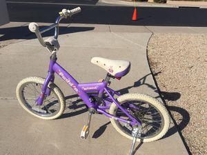 Girls Bike-Giant- Puddin-16inch- Girl for Sale in Glendale, AZ