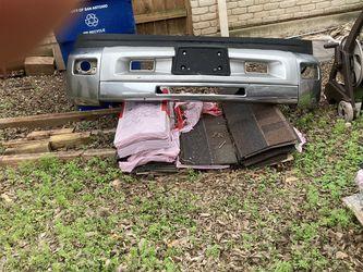 Chevrolet Silverado Front Bumper for Sale in San Antonio,  TX